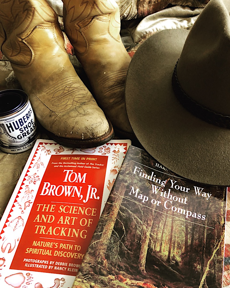 Books, Boots, Hats