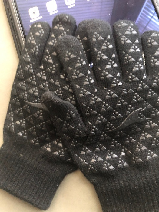Touch Screen Gloves with Grip Palms