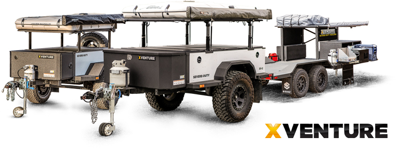 XVenture Trailers