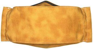 Roaddude Premium Face Mask in Orange Dapple fabric
